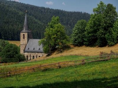 Horní Údolí - kostel sv. Jana Křtitele_1