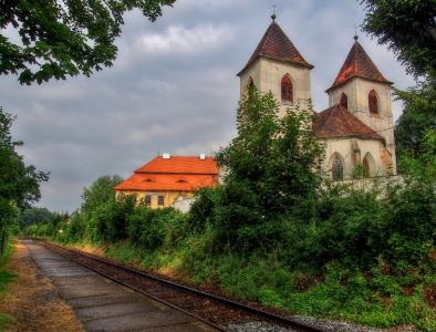 Hradec u Stoda - Kostel sv. Vojtěcha_1
