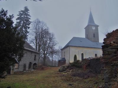 Huzová - Kostel sv. Jiljí_19