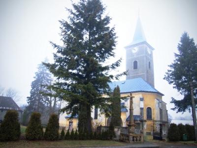 Huzová - Kostel sv. Jiljí_1