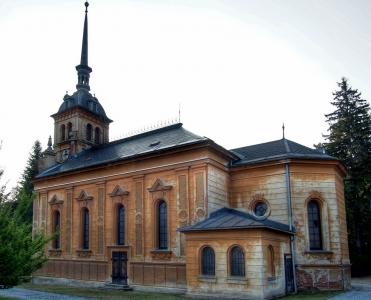 Jeseník - Bukovice Kostel sv. Jiří_9
