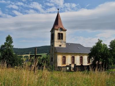 Jitrava - Kostel sv. Pankráce_1