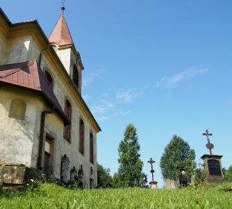 Jitrava - Kostel sv. Pankráce_4