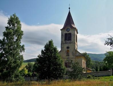 Jitrava - Kostel sv. Pankráce_7