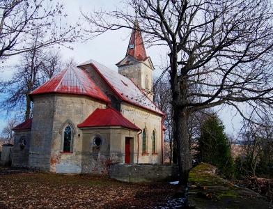 Kněžpole - Kostel sv. Jana Křtitele _15