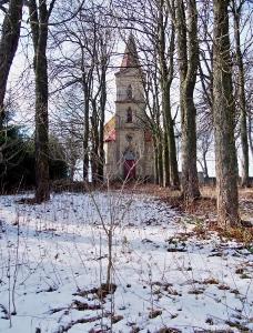 Kněžpole - Kostel sv. Jana Křtitele _19