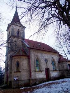 Kněžpole - Kostel sv. Jana Křtitele _4
