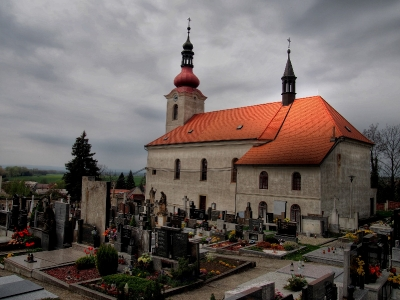Kokory  - Kostel Nanebevzetí Panny Marie_15