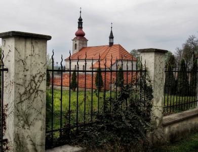 Kokory  - Kostel Nanebevzetí Panny Marie_16