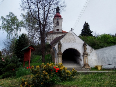 Kokory  - Kostel Nanebevzetí Panny Marie_2