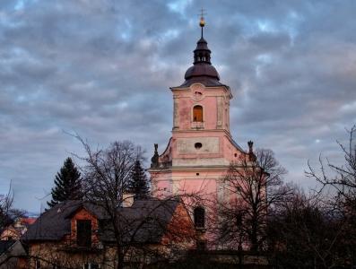 Kostel Nanebevzetí Panny Marie - Slatinice_5
