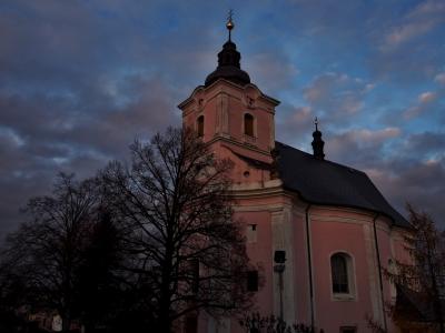 Kostel Nanebevzetí Panny Marie - Slatinice_9