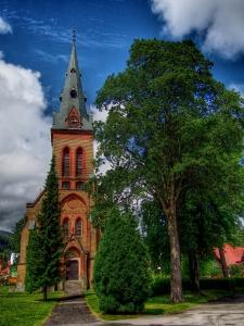 Kostel Nanebevzetí panny Marie, Horní Maršov_3