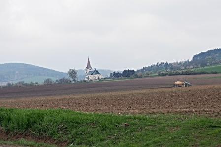 Kostel Nejsvětější Trojice Drnovice_1