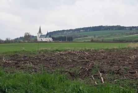 Kostel Nejsvětější Trojice Drnovice_2