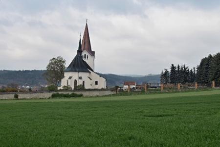 Kostel Nejsvětější Trojice Drnovice_3