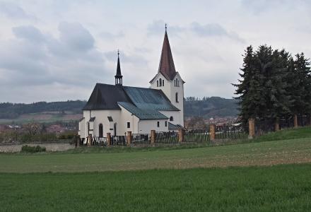 Kostel Nejsvětější Trojice Drnovice_4