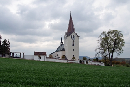 Kostel Nejsvětější Trojice Drnovice_5