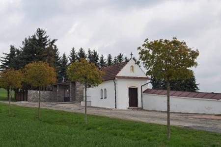 Kostel Nejsvětější Trojice Drnovice_6