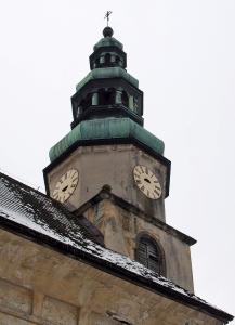 Kostel Nejsvětější Trojice Zdoňov