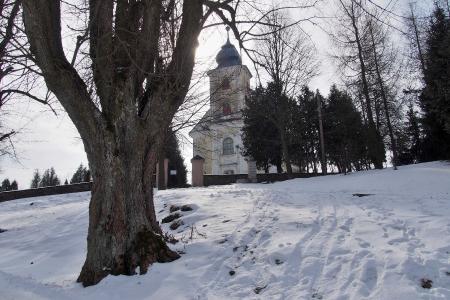 Kostel Neposkvrněného početí Panny Marie Václavov u Bruntálu_1