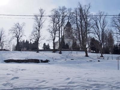 Kostel Neposkvrněného početí Panny Marie Václavov u Bruntálu_24