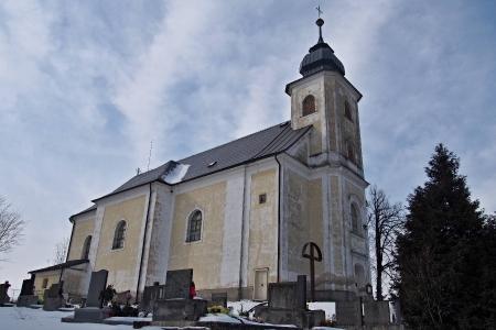 Kostel Neposkvrněného početí Panny Marie Václavov u Bruntálu_25