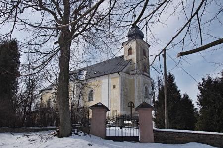 Kostel Neposkvrněného početí Panny Marie Václavov u Bruntálu_3
