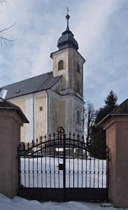 Kostel Neposkvrněného početí Panny Marie Václavov u Bruntálu_4