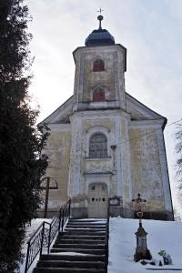 Kostel Neposkvrněného početí Panny Marie Václavov u Bruntálu_6