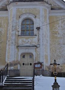 Kostel Neposkvrněného početí Panny Marie Václavov u Bruntálu_7