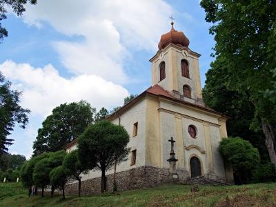Kostel sv Anny Domašov nad Bystřicí_1