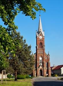 Kostel sv. Bartoloměje Polkovice_1