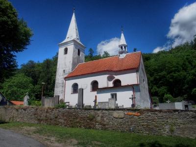Kostel sv. Havla Podhoří_1