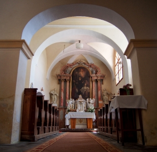 Kostel sv. Havla Podhoří_3