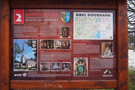 Kostel sv. Hedviky Doubrava_3