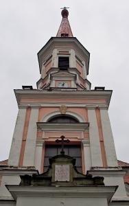 Kostel sv. Hedviky Doubrava