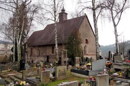 Kostel sv. Jana Křtitele Náchod
