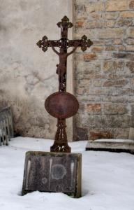 Kostel sv. Jana Křtitele Pravonín
