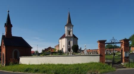Kostel sv. Jiří  Vrchy_3
