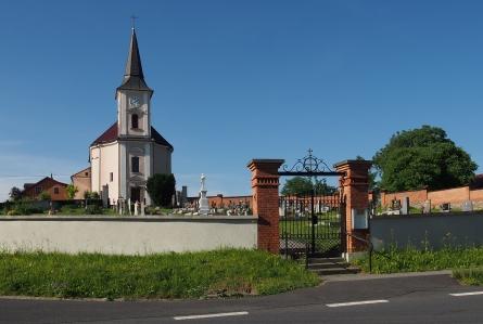 Kostel sv. Jiří  Vrchy_4