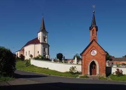 Kostel sv. Jiří  Vrchy_5