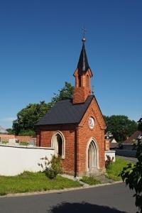 Kostel sv. Jiří  Vrchy_7