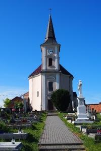 Kostel sv. Jiří  Vrchy_8