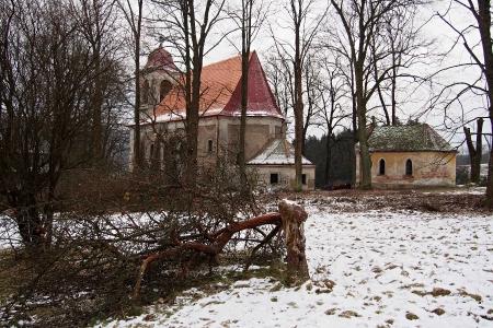 Kostel sv. Josefa Pěstouna Stárkov