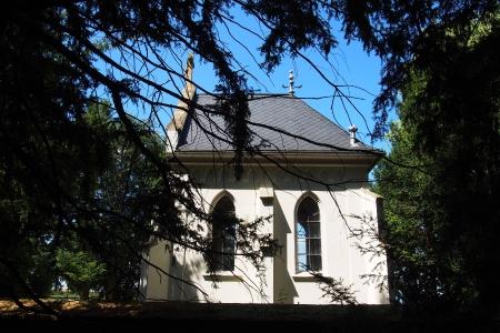 Kostel sv. Kateřiny Bílá Lhota_17