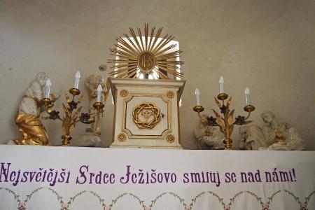 Kostel sv. Kateřiny Bílá Lhota_6