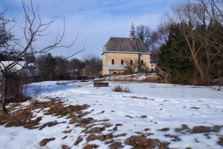 Kostel sv. Kateřiny Rešov_1