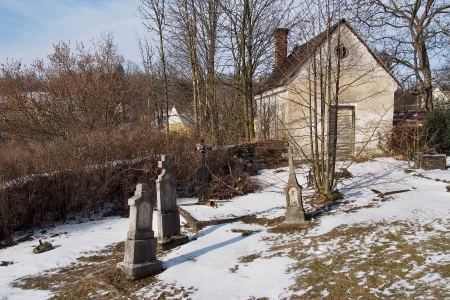 Kostel sv. Kateřiny Rešov