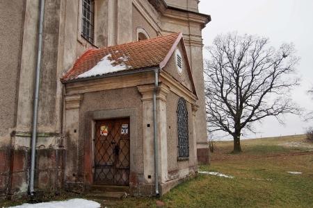 Kostel sv. Markéty Šonov_16